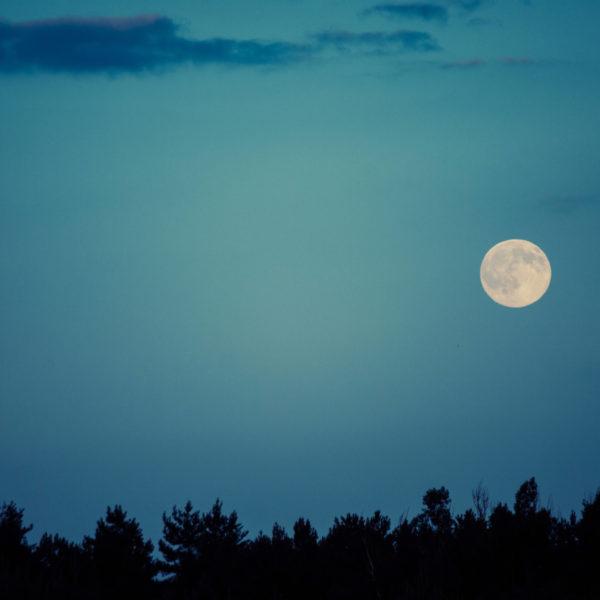 Der Mond unsere Seele