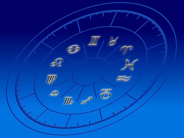 Astrologisches Horoskop